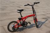 36V 250W складные мини-литиевая батарея электрический велосипед