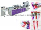 Automatischer Regenschirm-Beutel, der Maschine herstellt