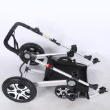 Прогулочная коляска вагонетки младенца Китая с колесами воздуха