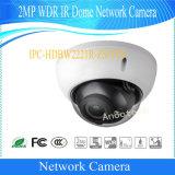 Appareil-photo de télévision en circuit fermé de réseau de dôme de Dahua 2MP WDR IR (IPC-HDBW2221R-ZS)
