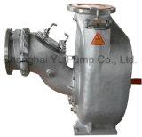 Auto di grande capienza che innesca la pompa ad acqua dell'acciaio inossidabile per irrigazione