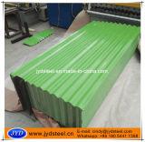 лист крыши утюга 0.26-0.32mm толщиной Corrugated PPGI
