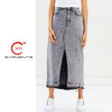 Xh prendas hechas en China Rocko falda de Denim