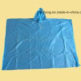 대중적인 방수 Breathable 폴리에스테 PVC EVA 비옷 비 판초