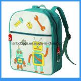 2014 Escuela de animales PVC Kid preciosa mochila de dibujos animados
