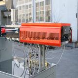 Prix de machine d'extrudeuse d'acier inoxydable de l'enduit de poudre