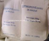 化学薬品の顔料はリトポン30% B301、B311のペンキで使用した
