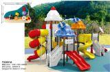 Équipement de terrain de jeux de plein air en plastique (TX3021A)