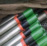 Il tubo del rivestimento dello schermo dell'acciaio inossidabile 316 ha basato lo schermo/due strati del V-Collegare dei filtri per pozzi