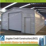Estructura de acero de la luz de prefabricados Garaje