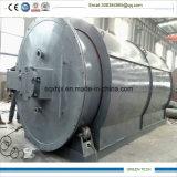 Máquina de pirólise de tipo lote de refinação de óleo de lodo