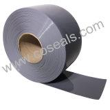 Cortina de tiras de PVC de soldadura no rolo a granel
