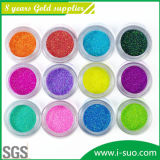 Non Toxic e Low Price Glitter Powder per Plastic Products
