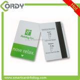 オフセット印刷RFID Hicoか気違いのブランク磁気ストライプのスマートカード