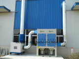 Collector van het Stof van de Filtratie van de Patroon PTFE van de Vervaardiging van Loobo de Industriële, de Lassende Malende Trekker van de Damp, het Systeem van de Ventilatie van de Lucht