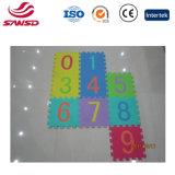 Lettere & stuoia della gomma piuma di EVA delle mattonelle della stuoia 36 del gioco di puzzle di numeri