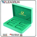 Коробка пакета вставки ЕВА бархата коробки монетки пластичного сувенира подарка собрания монетки коммеморативная (G17)