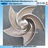 Aço inoxidável /liga de aço / Peças fundidas de aço carbono / Bronze