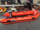barco inflável de 14.1FT, barco do flutuador, PVC e barco Hy-S/E330 de Hypalon com Ce para a venda