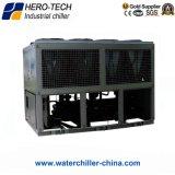 تبريد الهواء درجة الحرارة منخفضة برغي مبرد المياه