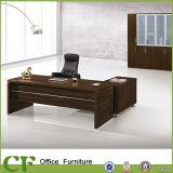 Moderner Möbel Offic Efurniture Schreibtisch mit lamelliertem vorderem Bescheidenheit-Panel