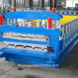 Broodje die van het Blad van het Dakwerk van het Staal van de Laag van de Fabrikant van China het Dubbele Machine vormen