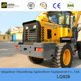 De Lader van het Wiel van de Machines van de Bouw van de Lader van Luqing