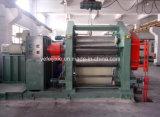 A borracha cobre a máquina do calendário (3 rolos)