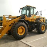 China 5t Payloader Sdlg LG956L/L956f
