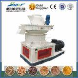 Exención de la máquina de la prensa de la pelotilla del tallo de la soja de la paja del maíz del franqueo para la palma