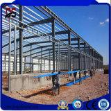 L'installation durable structure acier de charpente métalliques légers