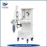 Máquina da anestesia do hospital do subministro médico da tela do LCD