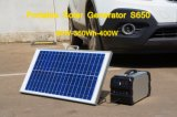 Gerador portátil 400W 110V/220V/230V/240V da HOME da célula solar