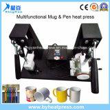 Caneta multifuncional & Caneca prensa de calor