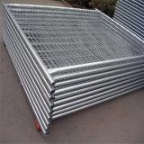 Qualitäts-temporärer Metallzaun/entfernbares Baustelle-Fechten/Aufbau-Sperren-Panel