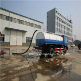 Dongfeng 4*2 8000-10000 van de Faecale Liter Vrachtwagen van de Zuiging