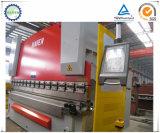 Freio da imprensa hidráulica do CNC e máquina de dobra WE67k da placa 160T5000