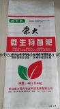 La Chine a fait le sac tissé par pp pour la poudre à laver