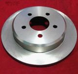 Disque de frein arrière (voiture Mecedes 1684230212) pour les pièces automobiles