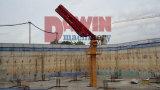 28m 33m Auto-Escalada Tower Concrete Placing Boom em Venda