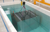 Cambiador de calor del calentador del refrigerador de las aguas residuales
