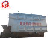 Chaudière à vapeur allumée par charbon de 2 tonnes avec alimenter automatique de charbon
