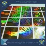 Multi Kanal-Laser-Aufkleber-Drucken kundenspezifisch anfertigen