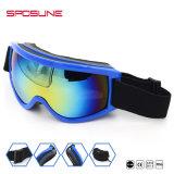 Obiettivo professionale UV400 antinebbia adulto di strati degli occhiali di protezione del pattino di prezzi di fabbrica