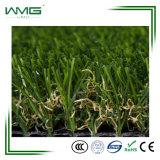 25mm 다이아몬드 모양 가짜 잔디 또는 잔디밭 또는 야드