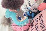 Пижама из ПЭТ Zootopia 100% хлопок пижама Малого Пса мягкой рубашки и костюмы Пэт слой одежды