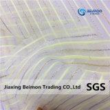 Polyester-grünes Silber 100% und Goldgarn, zum des Organza-Gewebes zu bilden