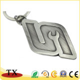 Trousseau de clés fait sur commande de souvenir en métal de logo de promotion