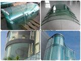 Sicherheitsglas-ausgeglichenes Glas-5mm verbogenes gebogenes ausgeglichenes Glas