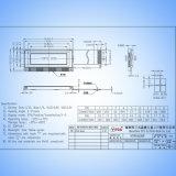 122*32 het grafische LCD Controlemechanisme Sdn1661 van de Raad van de MAÏSKOLF 122X32 LCD van de Vertoning